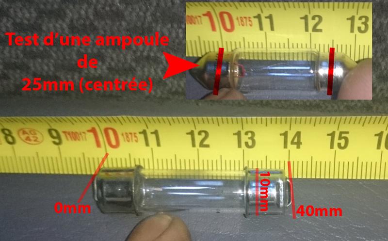 ampoules - Références des ampoules pour S4 RG 2.8 2005 ( A vérifier pour les autres années )  578-di10