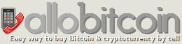 ALLOBITCOIN - Buy Bitcoin by call/SMS