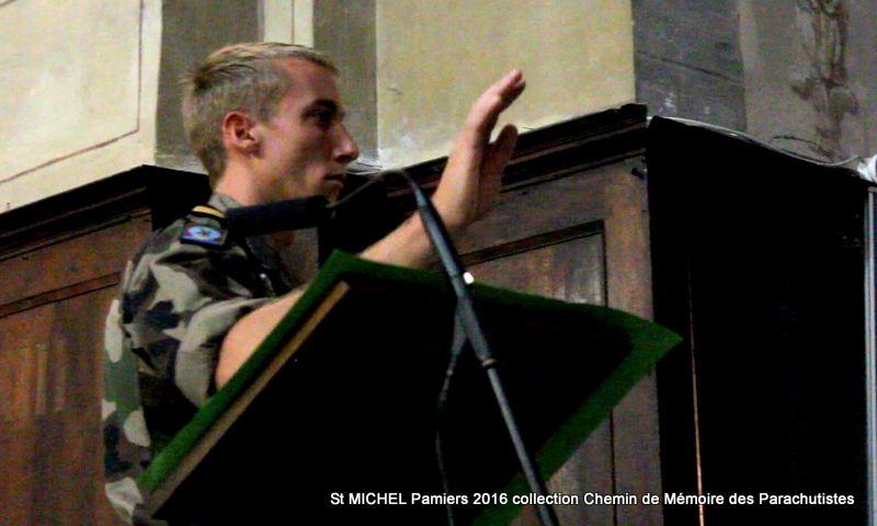 Reportage Saint Michel 2016 au quartier Beaumont à Pamiers Choral11
