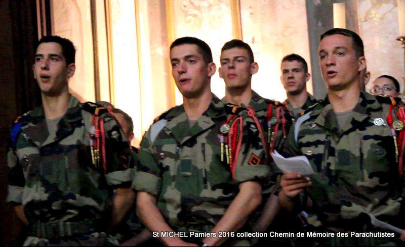 Reportage Saint Michel 2016 au quartier Beaumont à Pamiers Choral12