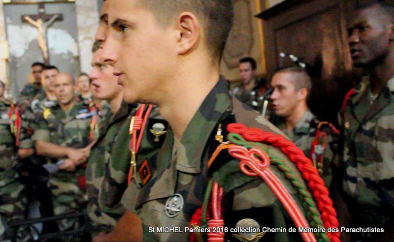 Reportage Saint Michel 2016 au quartier Beaumont à Pamiers Choral13