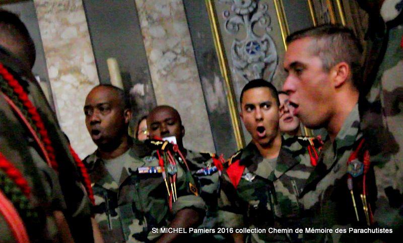 Reportage Saint Michel 2016 au quartier Beaumont à Pamiers Choral14