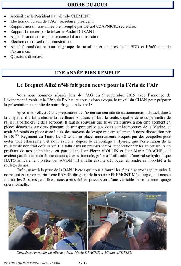 [Associations anciens marins] C.H.A.N.-Nîmes (Conservatoire Historique de l'Aéronavale-Nîmes) - Page 4 2016_013