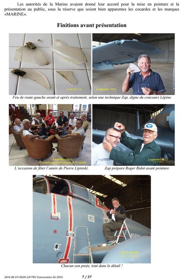 [Associations anciens marins] C.H.A.N.-Nîmes (Conservatoire Historique de l'Aéronavale-Nîmes) - Page 4 2016_017