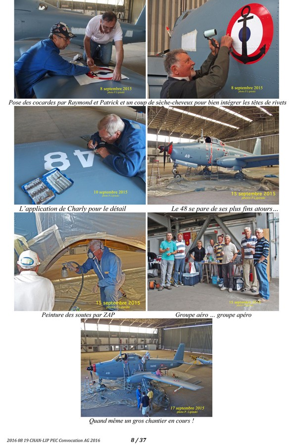 [Associations anciens marins] C.H.A.N.-Nîmes (Conservatoire Historique de l'Aéronavale-Nîmes) - Page 4 2016_018
