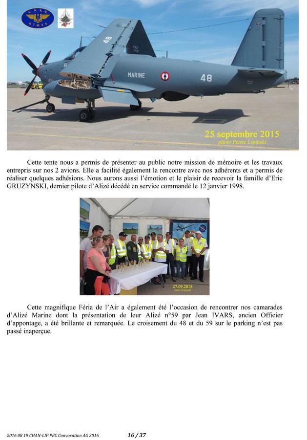 [Associations anciens marins] C.H.A.N.-Nîmes (Conservatoire Historique de l'Aéronavale-Nîmes) - Page 4 2016_025