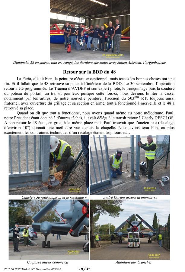 [Associations anciens marins] C.H.A.N.-Nîmes (Conservatoire Historique de l'Aéronavale-Nîmes) - Page 4 2016_030