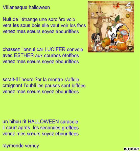 Villanesque Halloween Bloggi10