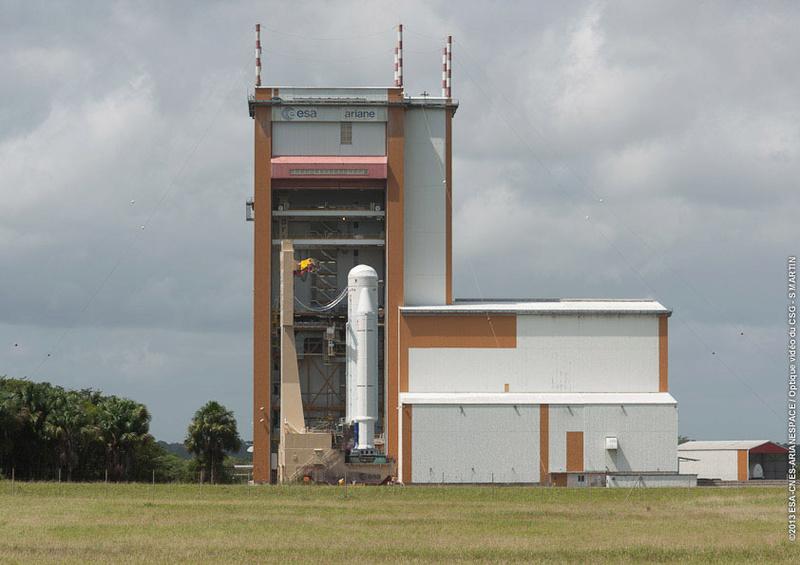Lancement Ariane 5 ES VA233 / GALILEO (x4) - 17 novembre 2016 Transf10