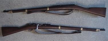 Carabine de Cavalerie mle 1866-74 M80 Carabi10