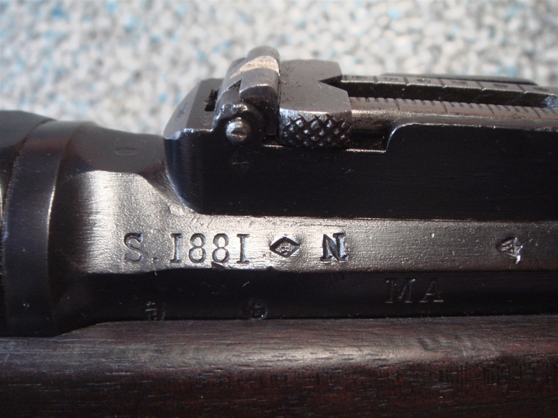 Carabine de Cavalerie mle 1866-74 M80 Carabi14
