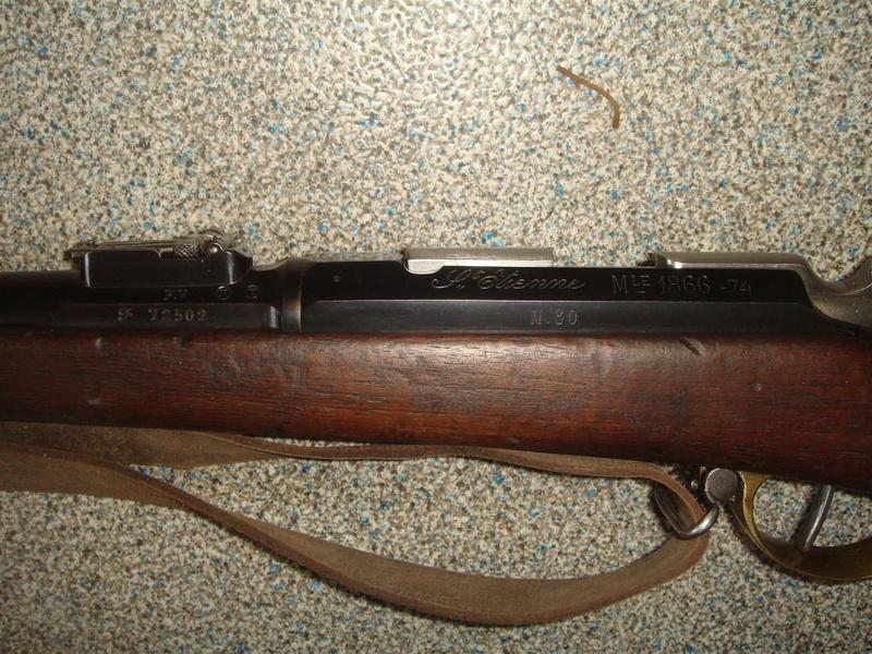 Carabine de Cavalerie mle 1866-74 M80 Carabi19