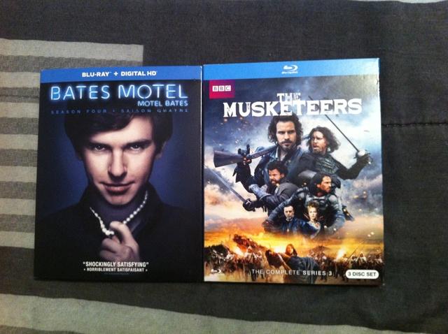 Derniers achats DVD/Blu-ray/VHS ? - Page 20 2016-126