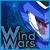 Fiche de pub et boutons de Wind Wars Bouton11