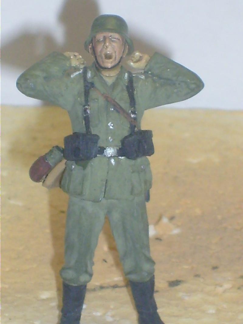 peinture - peinture figurines Soldat10