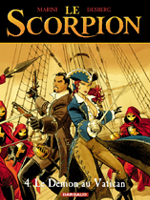 Le Scorpion - Série [Dufaux & Marini] 0145