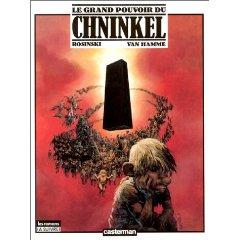 Le grand pouvoir du Chninkel [Rosinski & Van Hamme] 0150