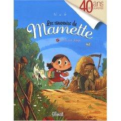 Les souvenirs de Mamette - Tome 1: La vie aux champs [Nob] Mamett10