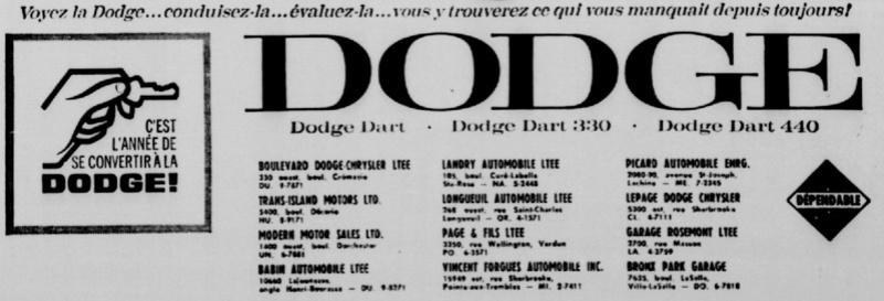 Les anciens dealers Mopar du Québec - Page 7 Lepage10