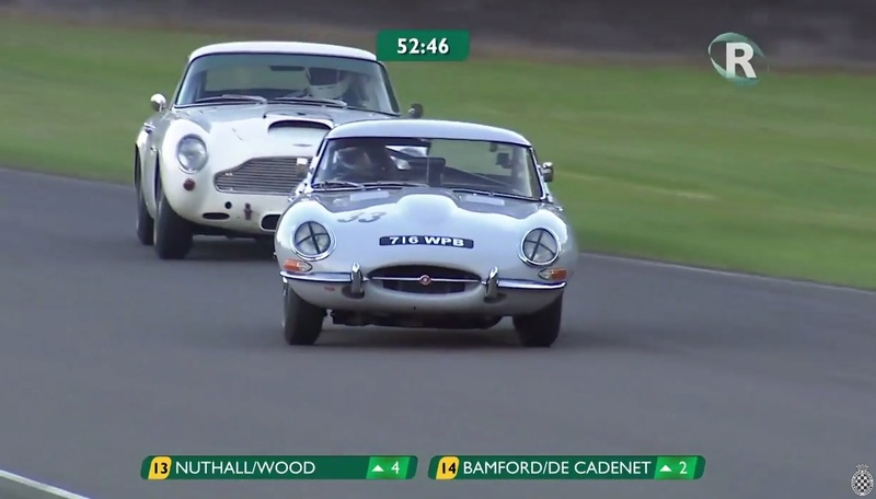 Goodwood Revival 2016 - LIVE STREAM Goodwo11