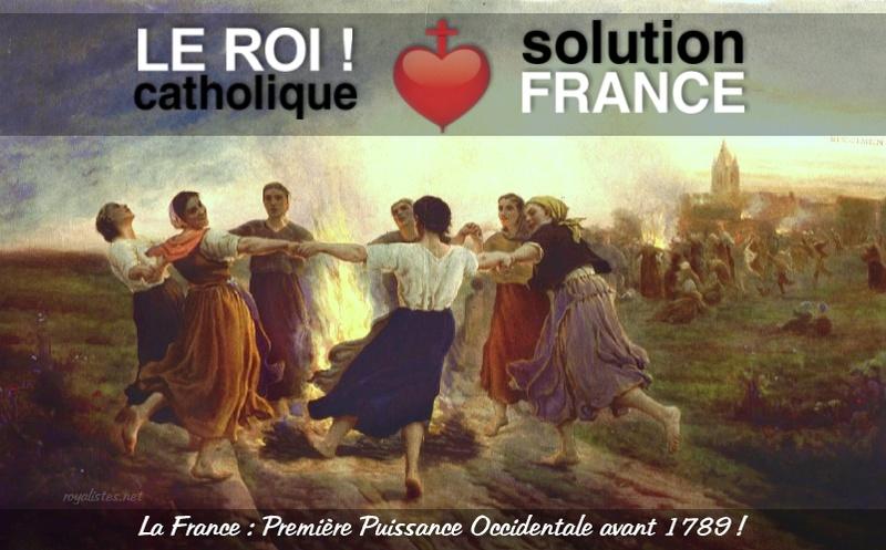 Avantages de la Monarchie traditionnelle française et chrétienne Soluti10