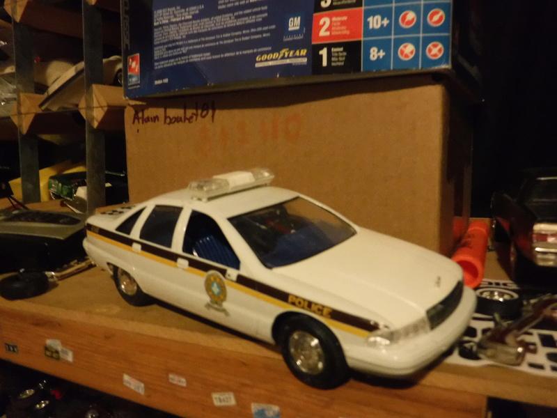 chevy police  année 90  2 00511