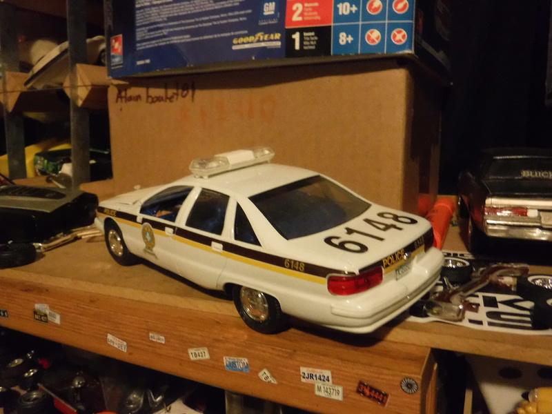 chevy police  année 90  2 00610
