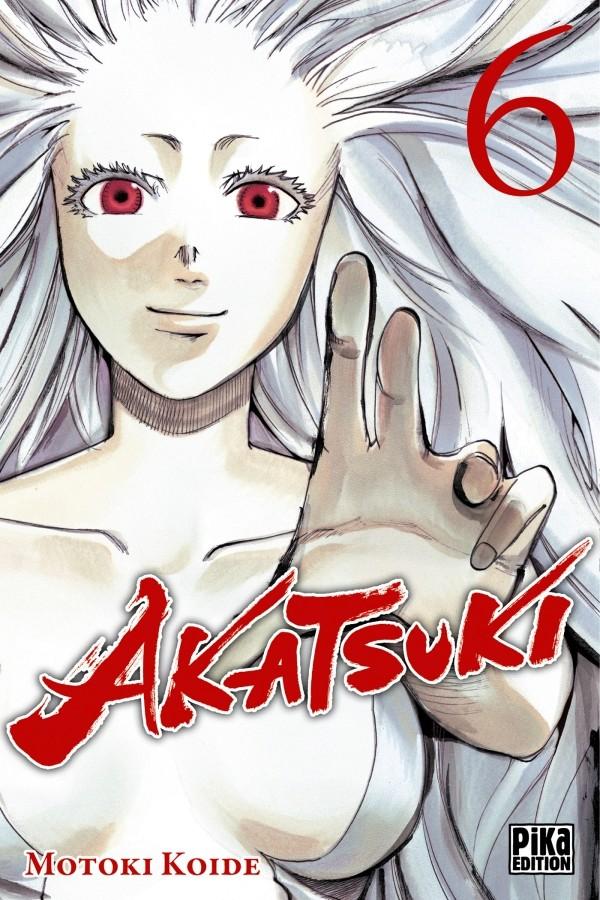 Nouveautés MANGA de la semaine du 3 au 8 octobre 2016   Akatsu10