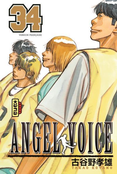 Nouveautés MANGA de la semaine du 3 au 8 octobre 2016   Angel-11