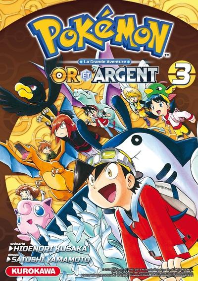 Nouveautés MANGA de la semaine du 10 au 15 octobre 2016  Pokemo10