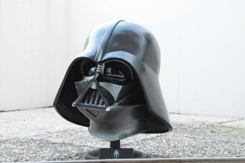 Ventes de Darth Vader ( casque Vader ESB 1:1 ) - Page 5 Img_6910