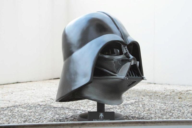 Ventes de Darth Vader ( casque Vader ESB 1:1 ) - Page 5 Img_6913