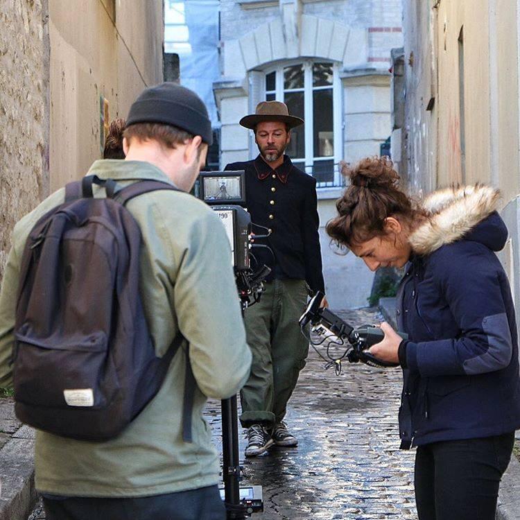 [Octobre 2016](Facebook) Tournage La Parisienne 14590312