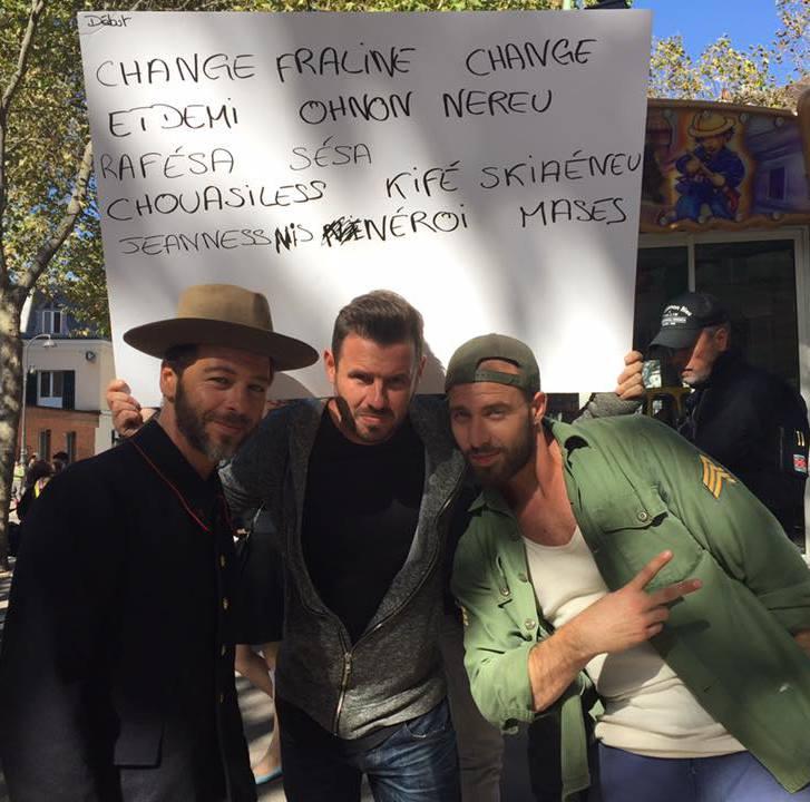 [Octobre 2016](Facebook) Tournage La Parisienne 14671312