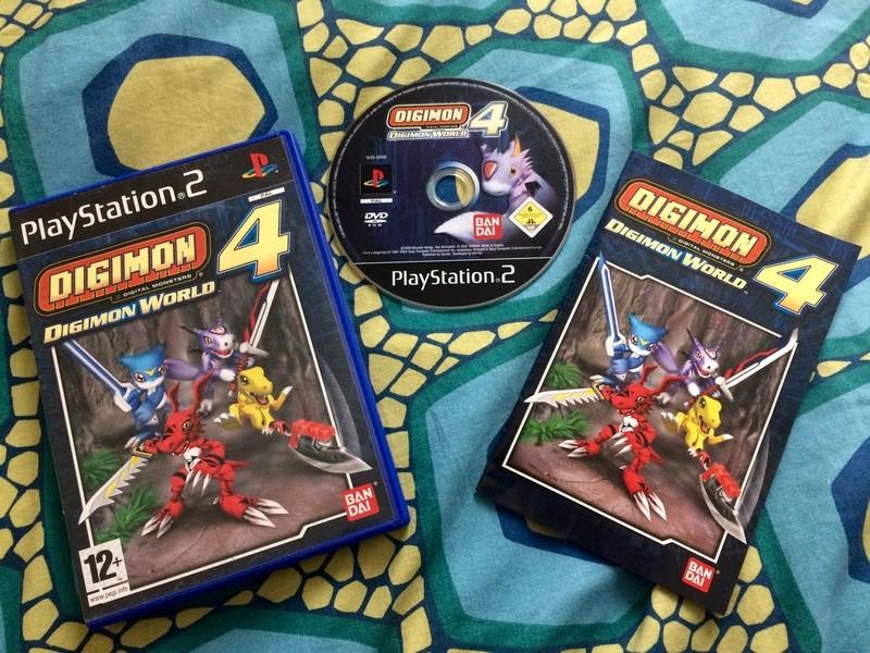 EST Digimon World 4 - ps2 pal Fullsi10