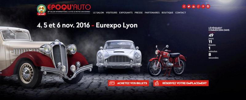 Billets à tarif réduit salon Epoqu'AUTO 2016 Lyon_210