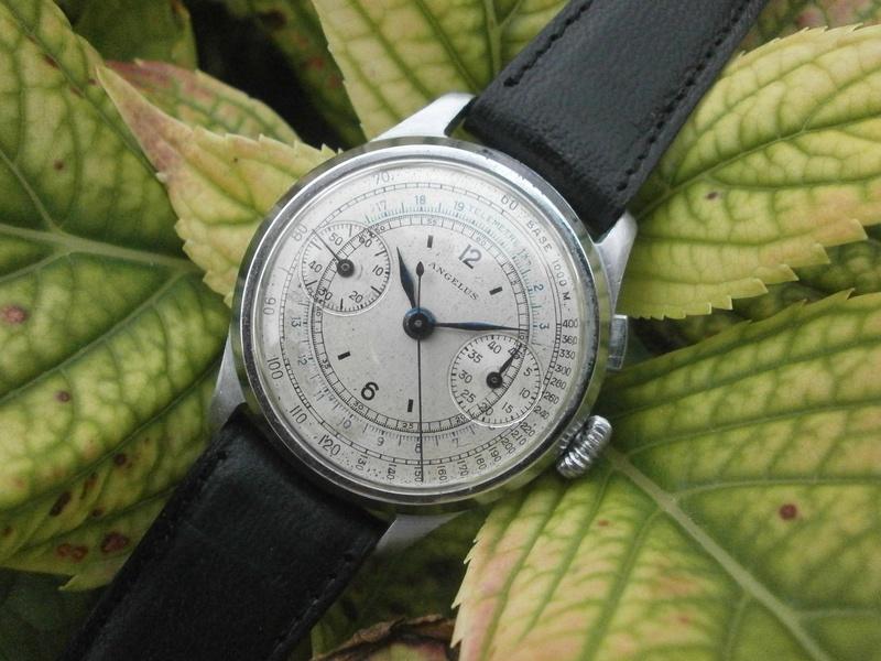 Chronographe ANGELUS Pa080030