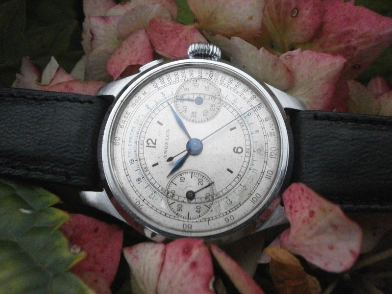Chronographe ANGELUS Pa080035