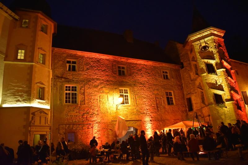 Rommelbootsen au château Saint_Sixte de Freistroff Dsc_9849