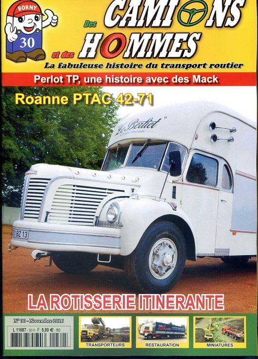 Le numéro 30 Des Camions et des Hommes en kiosque samedi ! Rsi00410
