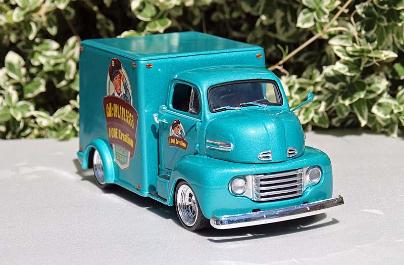 FORD 1950 COE box van Img_9415