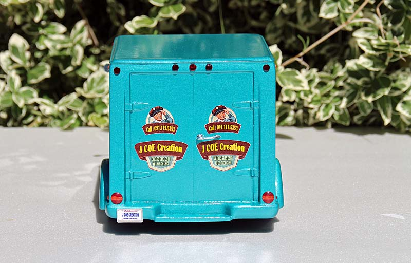 FORD 1950 COE box van Img_9416