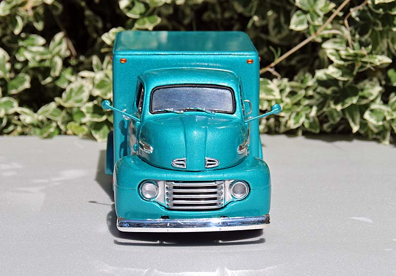 FORD 1950 COE box van Img_9420