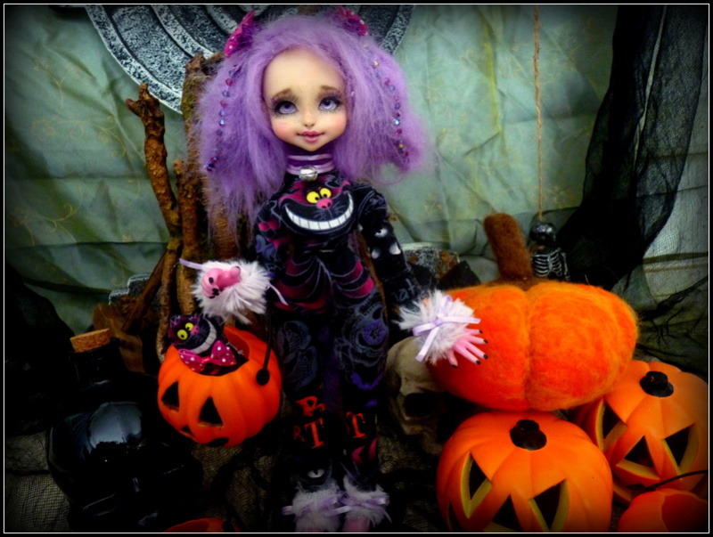 V : Dollbears / cerbère / dragon P1090430