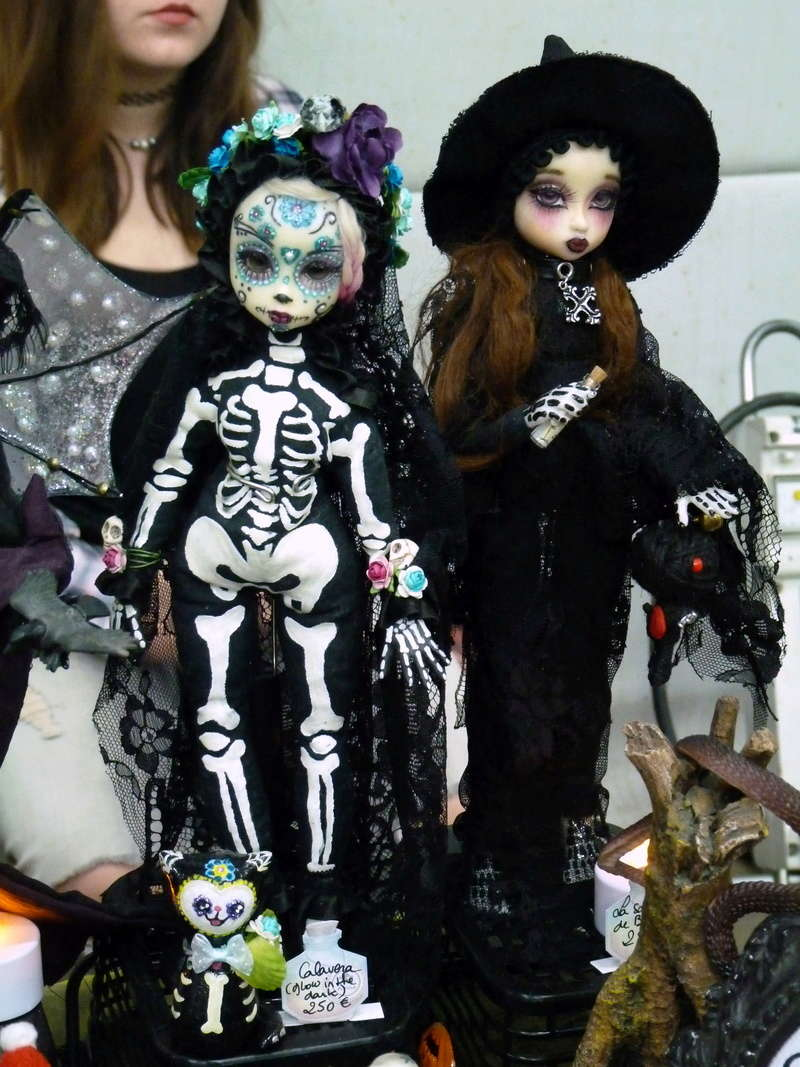 V : Dollbears / cerbère / dragon P1090526