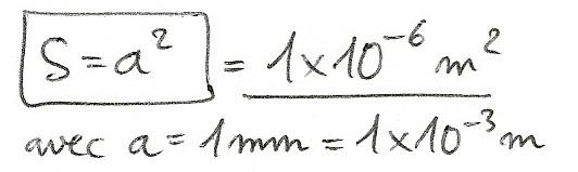 Calculs de surfaces, volumes et périmètres 5510