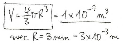 Calculs de surfaces, volumes et périmètres 5710
