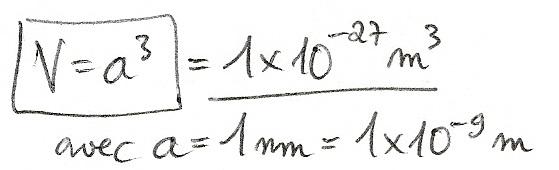 Calculs de surfaces, volumes et périmètres 6410
