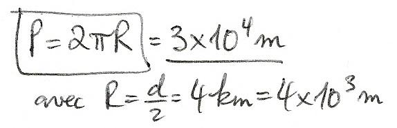 Calculs de surfaces, volumes et périmètres 7010