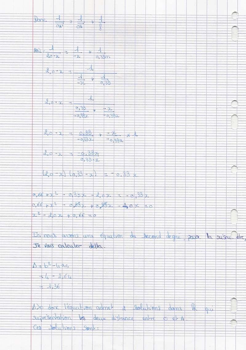 Corrigé du DM n°2 Numyri48